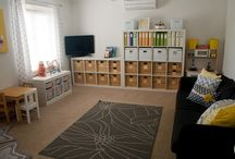 Daycare room make over ideas