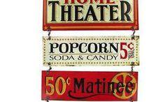 home theater-cinema