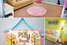 Playroom / by Kristin Parrick