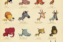 Animals(ilustration)