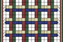 Woven Ribbons Quilts