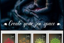 ■ Yoga gifts   Zen gifts / Gifts for yoga lovers, yoga teacher gifts, zen gifts, yoga gifts