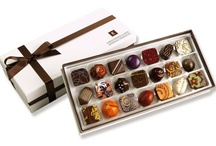Chocolate / Call it what it is: an ode to chocolate.  Other foods might sneak in from time to time, but not for long.