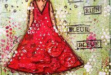 she art / by Nathalie Dauby