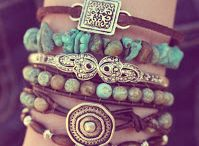 Boho Jewelry / Jewelry that exemplifies what it means to be boho chic! / by Bead Me Magazine