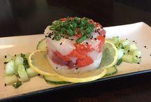 Sushi Tower Recipes