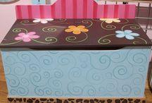 Kiddy Furniture / by Vic N Vickie Meaders-Buquoi