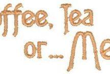 Coffee, tea or... chocolate?