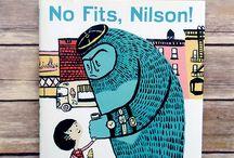 Cool Kids Books / by Ola Kjellsson
