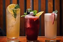 Seasonal Cocktails