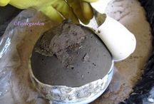 Ciment moulage