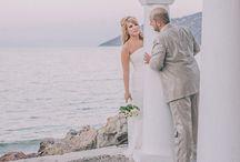 Real weddings in Greece