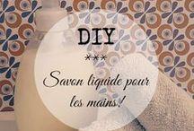 "DIY ""savons maison"""