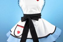 Keeping it clean / I love aprons especially vintage ones!   / by Nelda Rocha