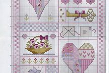 Love Cross Stitch / Love cross stitch