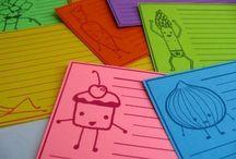 caderno de receitas / by Vanessa Rodrigues