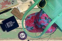 Spring Break Necessities / Spring break essentials for the preppy girl and guy