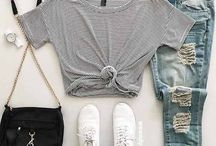 Blusa e calça