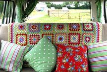 Vintage campervans and caravans / Pictures of my dream campervans and a few caravans thrown in for good measure :)