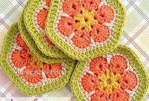 crochet cuadros