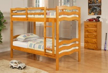 Love these bunkbeds / by Brianna