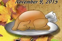 Gluten-Free Thanksgiving / by Heather