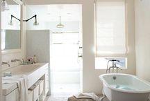 Salles de bain / Inspirations pour l'aménagement d'une salle de bain