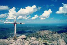 Cerro Uritorco / Enero 2014 / by Leonardo Mesa