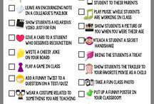 teachers to do