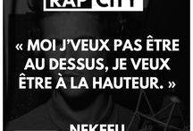 Rap&Rnb Citations