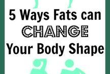 body fat loose