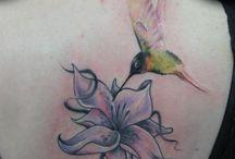 tattoos / by Melanie Rudolf