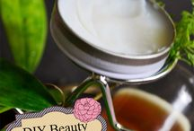 Au naturale / Homemade lotions, potions, scrubs, butters, & balms / by Cindy D