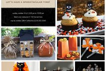 Halloween Crafts, Foods & Decor / by Michelle Cannuli