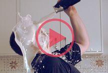 Slowmotion Videos / Slowmotion Videos of liquids.