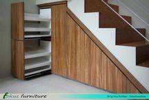 laci bawah tangga
