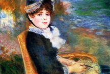 Renoir / by Jenise Scarborough