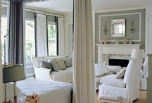 bedrooms / by Marla Doster