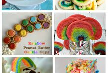 RAINBOW FOOD / Recipes and inspiration for rainbow food! / by Mum's Pantry
