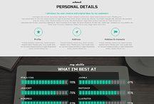 CV - Webdesign