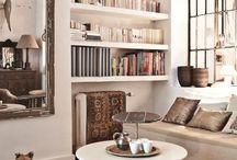 Bibliothèque / Décoration