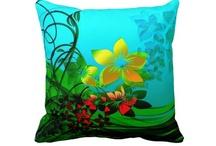 Pillows, Cushions & Covers
