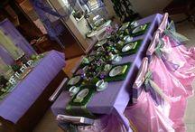 THEME Fairy Birthday Party