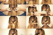 Hair stuff / Beautiful hair things