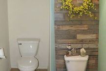 Bathroom/Toilet Ideas