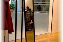 Accessori per arredo negozi / Accessori per arredo negozi realizzati da Penta Systems
