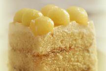 Dulces Bocados de Melón al Ron / Cakes for Summer