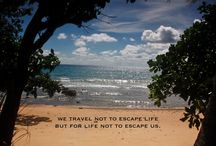 Travelling quotes / My favorite quotes in the world