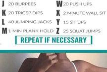 Workouts that Kick Butt