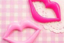 Valentine's day cabochons